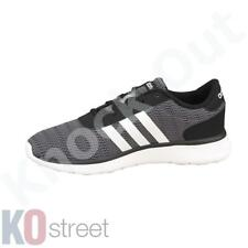 best website c37bb e27c3 Adidas Neo Lite Racer Trainers - Black Mens Size
