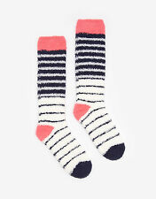 Joules Calcetines Fluffy Calcetines Talla 37-42 NUEVO