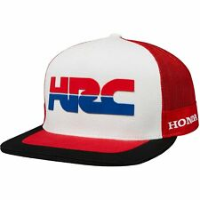 Fox Racing Hrc Snapback Homme Couvre-chefs Casquette - Red Une Taille