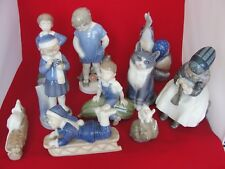 DIFFERENT ROYAL COPENHAGEN VINTAGE FIGURINE CHILDREN PLEASE PICK