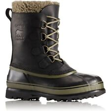 Sorel Caribou Wl Mens Boots - Black Nori All Sizes