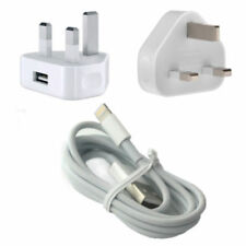 100% Original Apple A1399 Charger Adapter Plug & Sync Data Cable For IPhone,IPad
