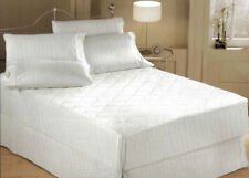 Extra Deep Luxury Quilted Mattress Protector/Topper Fitted cover in All Sizes