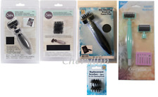 Die Brush tool & Foam pad - Multi-tool - Spare brushes - Choice of Selections !