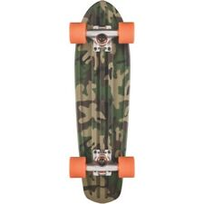 Globe Graphic Bantam Unisex Board Skateboard - Camo Orange One Size