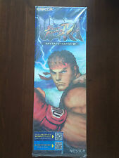 Ultra Street Fighter 4 Promo Art Poster Cards 80x21cm New Rare Japan Capcom