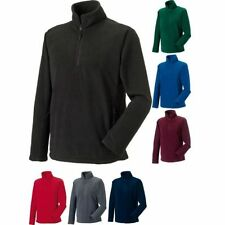 UOMO RUSSELL COLLECTION 1/4 ZIP OUTDOOR MAGLIA, pile