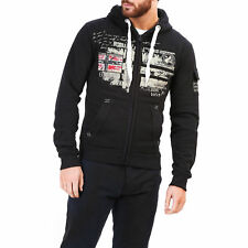 Geographical Norway Geographical Norway Felpa Geographical Norway Uomo Nero 8739