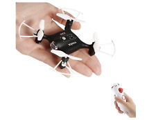 NEW Beginner Mini Drones RC Quadcopter Kids Starter RC Remote Control Drones Fly