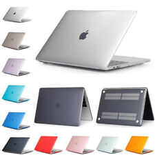 "Hard Rubberized Case Cover For Apple Macbook Air Pro Retina 11"" 13"" 15"" 12"" Inch"