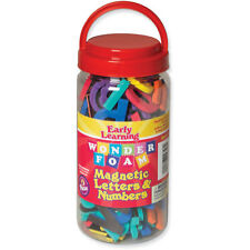 Wonder Foam Magnetic Letters and Numbers 110 piece