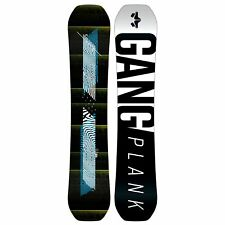 Rome Gang Plank Midwide 2018 Homme Planche Snowboard - All Sizes Toutes Tailles