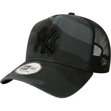 New Era Washed Camo 9forty Af Trucker Homme Couvre-chefs Casquette - York