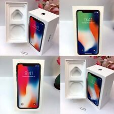 Original iPhone X box only Silver Space Grey 64GB 256GB