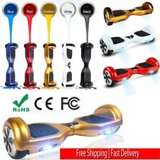 6,5'' Hoverboard 2 RUOT E -Scooter SELF-BALANCING ELETTRICO SCOOTER SMART @XFL
