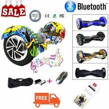 HOVERBOARD 6.5'' 8'' BLUETOOTH SMART BALANCE OVERBOARD PEDANA SCOOTER NEW @XFL