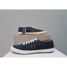Scarpe Fred Perry uomo sneakers  carbon blu (mod. calvin klein, guess)
