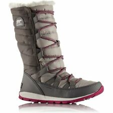 Sorel Whitney Lace Womens Boots - Quarry All Sizes