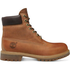 Timberland Heritage Classic 6 Inch Premium Waterproof Homme Bottes - Burnt