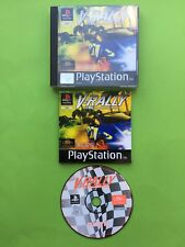 V-Rally Playstation 1 PS1 PAL Game + Works On PS2 & PS3