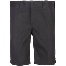 Dickies 11 Inch Slim Straight Work Homme Shorts - Black Toutes Tailles