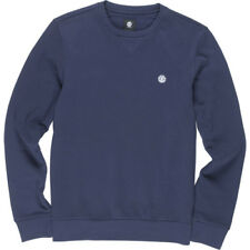 Element Cornell Classic Crew Homme Pull Sweater - Eclipse Navy Toutes Tailles