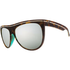 Electric Low Note Homme Lunettes De Soleil - Tropical Tort ~ M Grey Chrome