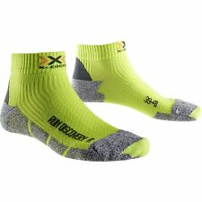 X Socks Run Discovery 2.1 Homme Sous-vêtements Chaussettes - Green Lime Grey