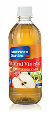 APPLE CIDER VINEGAR BY AMERICAN GARDEN 473 ML IMPORTED FROM U.S.A