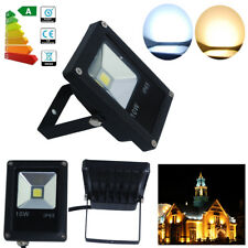 1/2/3x 10W 20W LED IP65 Outdoor Garden Lamp Flood Security Light Day/Warm White