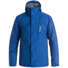 Quiksilver Mission 2015 Mens Jacket Snowboard - Sodalite Blue All Sizes