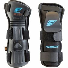 Demon Flexmeter Wrist Guard Double W/ D3o Unisex Body Armour Protector - Black