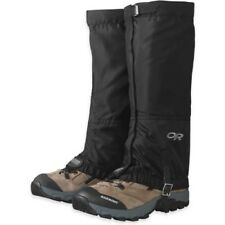 Outdoor Research Rocky Mountain High Womens Adventure Gear Gaiters - Black