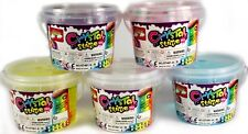 Crystal Slime DIY Giant 500ml Tub Silly Slime Putty Kids Stretchy Toy Play
