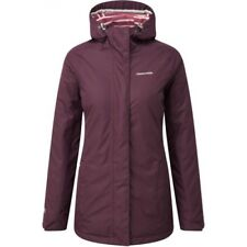 Craghoppers Madigan Classic Thermic Femme Veste - Dark Rioja Red Toutes Tailles