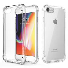 Luxury Ultra Slim Shockproof Bumper Case Cover for Apple iPhone 8 7 6 5 SE Plus