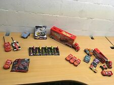 DISNEY CARS BUNDLE MACK TRANSPORTER LEGO TORCH WALKIE TALKIES YOU CHOOSE