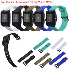 For Xiaomi Huami Amazfit Bip Youth Watch Soft Silicone Wrist Strap Band Bracelet