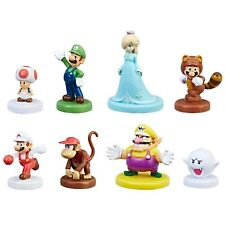 Monopoly Gamer Power Packs Complete Set of All 8 Characters -NEW- Hasbro Mario