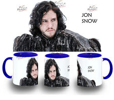 CUP JON SNOW SNOW game of thrones game of thrones COLOURS MUG tazza tasse coupe