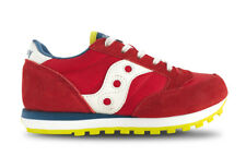 Saucony Scarpe Sneaker Bambino SC56444 RED-BLUE-LIME Primavera Estate 2017