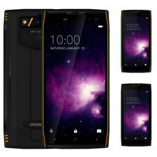 """IP68 Doogee S50 Android Smartphone 5,7 """" HD Touchscreen 6+64 GB Dual SIM"""