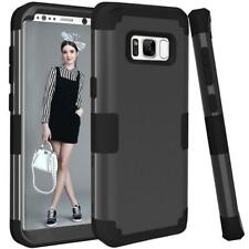 Shockproof Protect Cover Hybrid Hard RubbervFor Samsung Galaxy S9 Plus