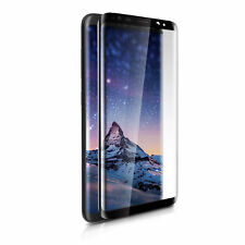 Full Cover Tempered Glass Screen Protector for Samsung Galaxy S8 S9/ Plus Note 8