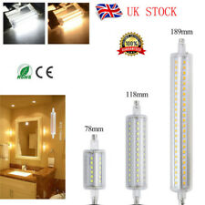 Replace Halogen Lamp Bulb R7s LED 78mm/118mm/189mm 2835 SMD Security Flood Light
