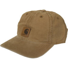 Carhartt Odessa Homme Couvre-chefs Casquette - Brown Une Taille