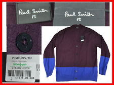 PAUL SMITH Cardigan Uomo L o XL Boutique 216 € ¡Qui Meno! PS20 N1P