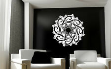 Celtic Symbol- Oriental Large Vinyl Wall Stickers. High Quality 60cm x 60cm NEW