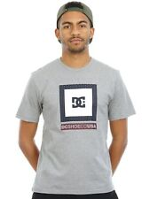 Camiseta DC Attitude Gris Heather