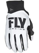 Guantes MX Fly Racing 2018 Pro Lite Blanco